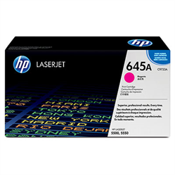 HP C9733A orig. pro Color LJ 5500 - magenta toner (HP645A) 12000 str.